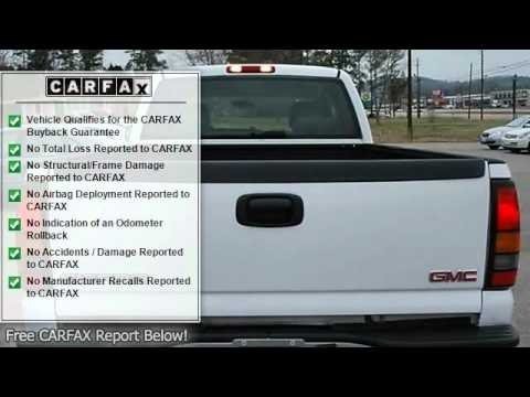 2005 Gmc Sierra 2500hd South Town Motors Nb Youtube