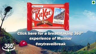 Kit Kat #MyTravelBreak - Munnar 360° Video