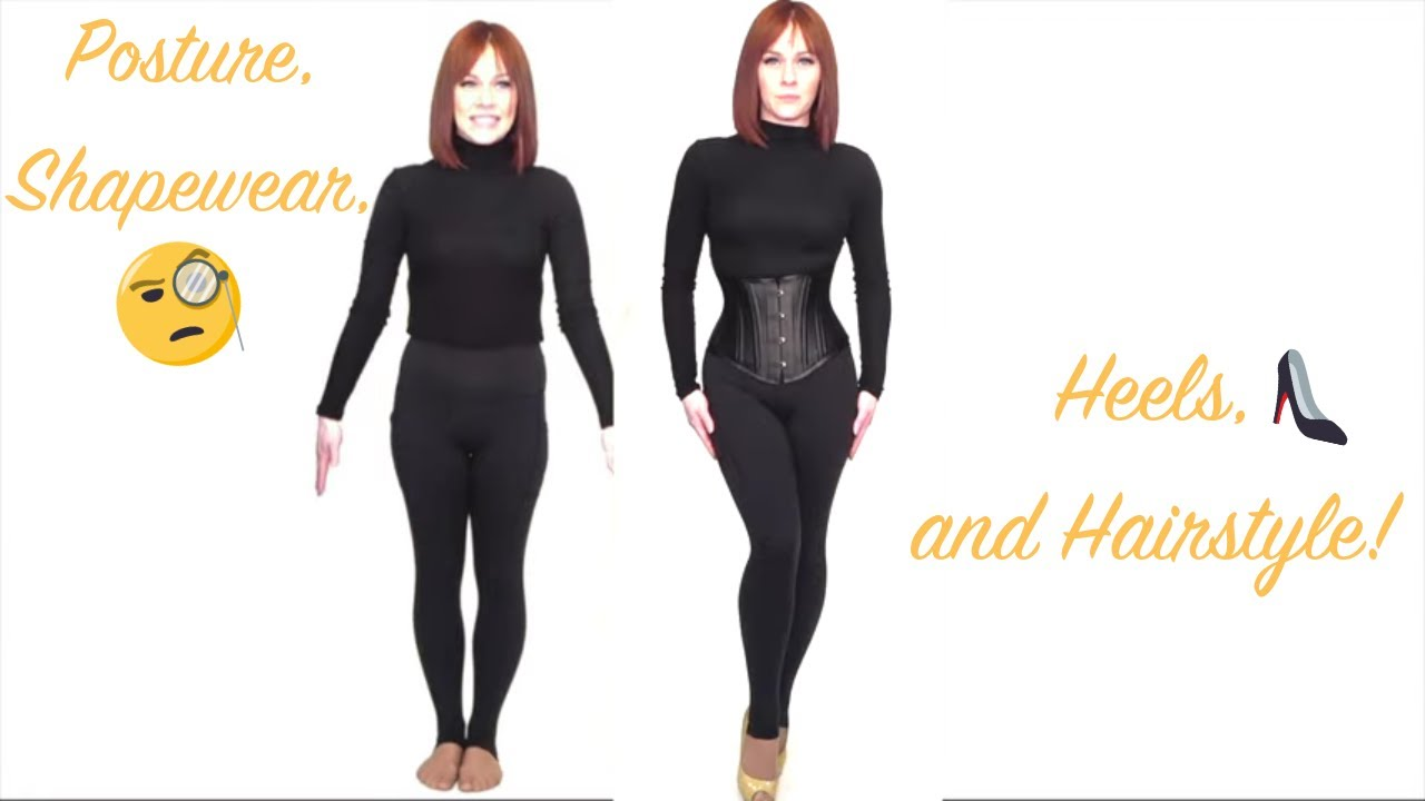 Look Taller, Thinner, and Balanced In Minutes With (PSHH): A MAKEOVERGUY® Moment