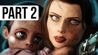 Bioshock Infinite: Burial At Sea Gameplay Walkthrough Part 2 - Cohen (Xbox 360/PS3/PC Gameplay HD)