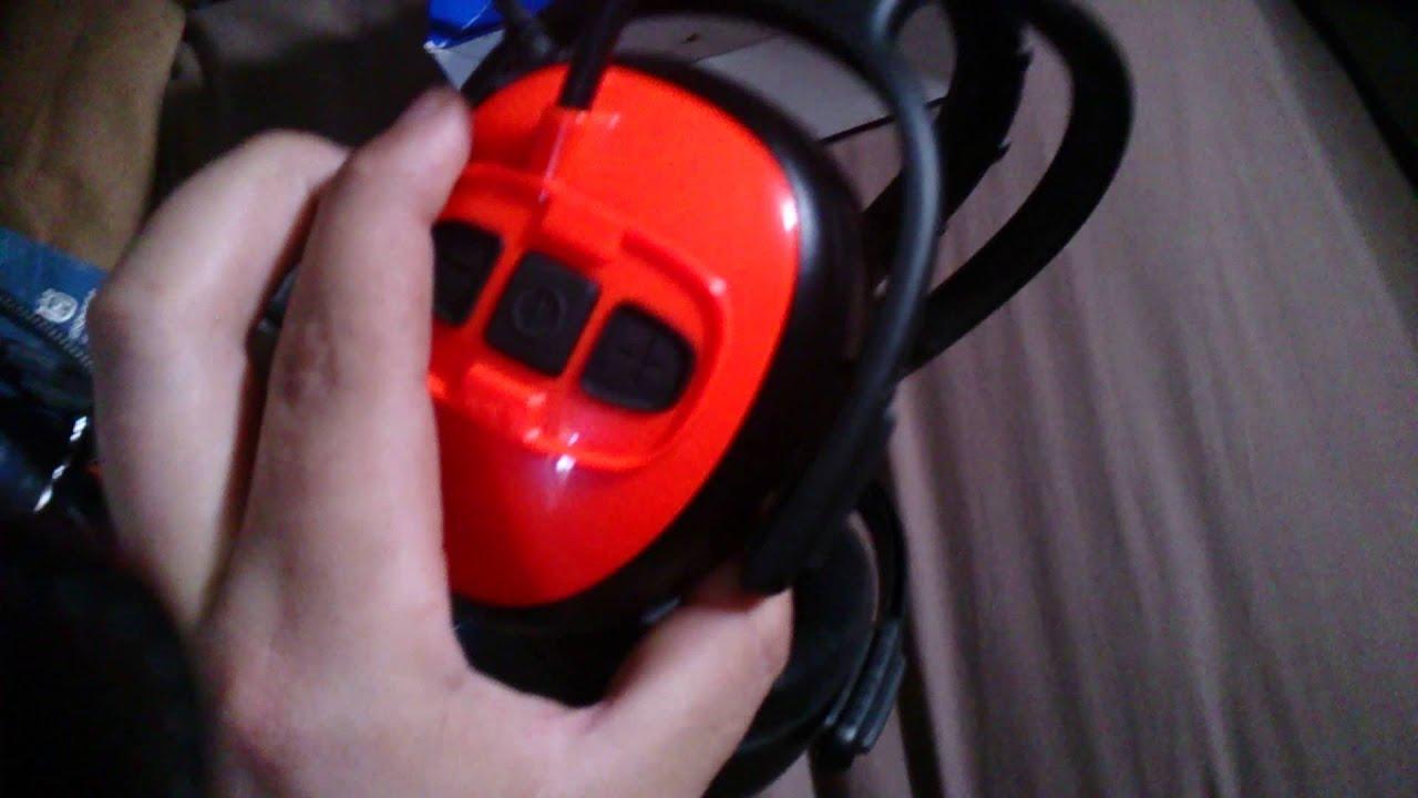 Husqvarna radio ear muffs youtube husqvarna radio ear muffs ccuart Choice Image