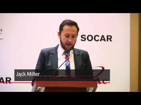 The Oil & Gas Year Azerbaijan 2015 Launch & Awards Ceremony
