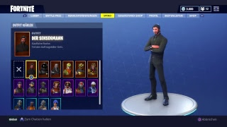 Fortnite new skin try to fetch couple wins