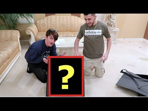 1 MILLION PLAQUE OPENING W/ DRAKE BELL