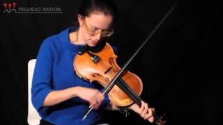 John Silakowski 5-String Fiddle Demo from Peghead Nation
