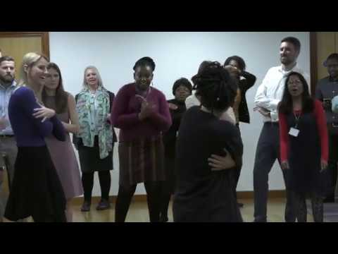The Commonwealth: Dancing for development and peace