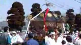 竹駒神社 初午大祭 神輿渡御(みこし行列) 後半 thumbnail