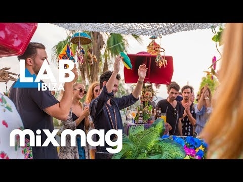 GUY GERBER sunset mix in The Lab IBZ