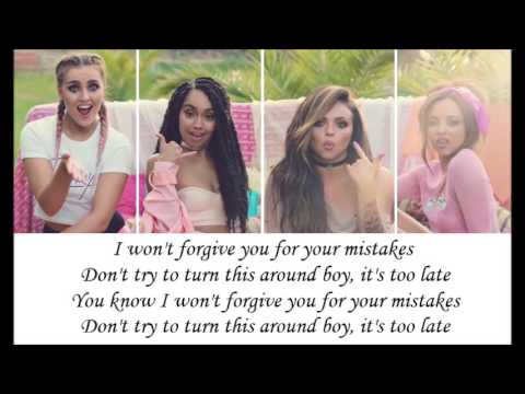 Little Mix GLORY DAYS (Deluxe) + lyrics