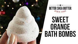 Homemade Bath Fizzies Recipe | Easy DIY Bath Bombs!
