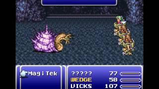 Final Fantasy III - Vizzed.com Play - User video