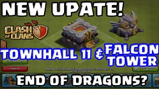 Clash of Clans   NEW UPDATE - END OF DRAGONS?   HEAR MY THOUGHTS!
