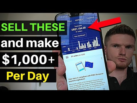 Sell These 10 Products NOW And Make $1000/Day In November | Shopify Dropshipping Winning Products thumbnail