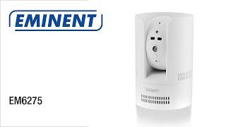 EM6275 Easy Pro View Pan/Tilt HD IP Camera