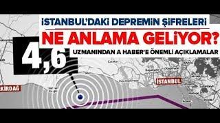 Son dakika: İstanbul'da Yeni Deprem! Son Deprem Ne Anlama Geliyor?