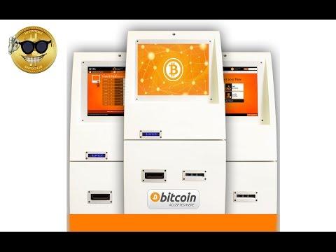 Como comprar Bitcoins en cajeros automáticos
