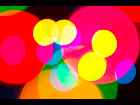 PHOTOGRAPHY TUTORIAL - Create BOKEH In Camera & In Photoshop