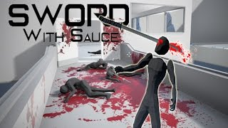 Sword With Sauce HUGE ALPHA UPDATE! Totally Accurate Ninja Simulator - Sword With Sauce Gameplay