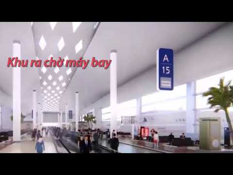 Long Thanh International airport