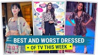 Surbhi Chandna, Erica Fernandes: TV's Best and Worst Dressed of the Week   Pinkvilla