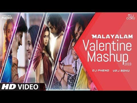 Malayalam Old Songs Romantic Love Mashup   DJ Pheno   VDJ Goku