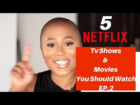 What Movies To Watch On Netflix | 5 Netflix TV Shows & Movies You Should Watch | Vlogmas Day 12
