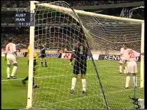 Australia vs Iran (2:2) WCQ in 1997