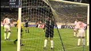 Australia vs Iran (2:2) WCQ in 1997
