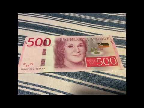 Swedish Banknotes - SEK - Swedish Crown