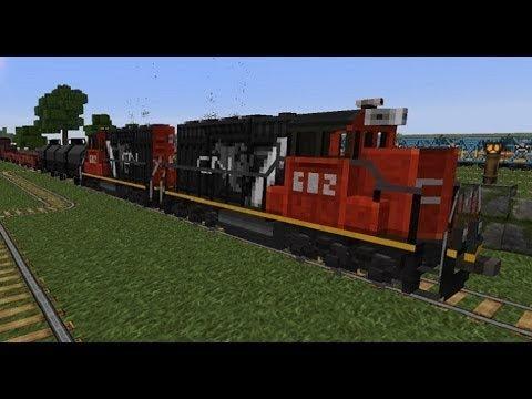 Comment Faire Un Train Avec Plusieurs Wagon