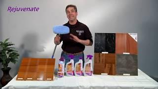 Rejuvenate Product Line Overview