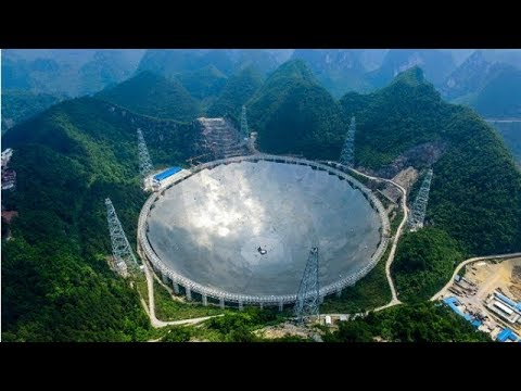 Operator wanted for world's largest telescope in China