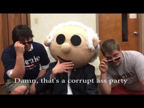 Macklemore Thrift Shop:  Bernie Sanders Parody
