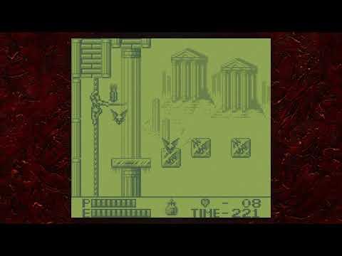 Castlevania Anniversary Collection: Castlevania II: Belmont's Revenge(60 FPS)(PC)  