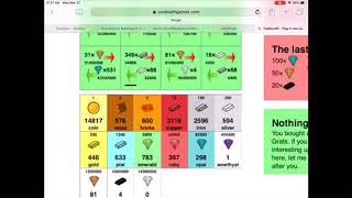 Completing Tradecraft On Coolmathgames