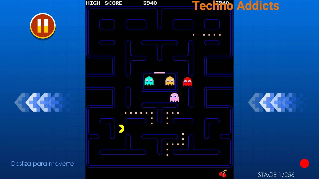 pacman 1980 android