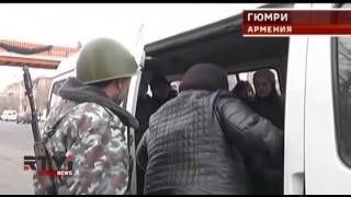 В Армении российский солдат подозревается в убийстве шести человек