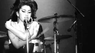 Amy Winehouse......SHANGRI - LAS... I Can Never Go Home Anymore ...
