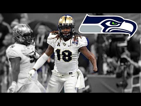 free shipping 408d5 b3a90 SHAQUEM GRIFFIN WELCOME TO THE SEATTLE SEAHAWKS || UCF HIGHLIGHTS