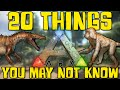 20 Things You May Not Know About ARK: Survival Evolved mp3