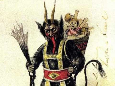 History Goes Bump Podcast, Ep. 87 - The Legend of Krampus