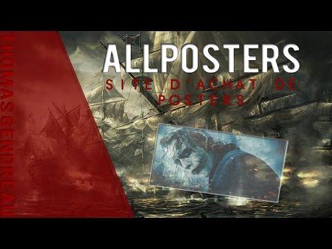 AllPosters - Achat de posters en ligne