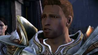 Dragon Age: Origins - Awakening - King Alistair visits his queen at Vigil