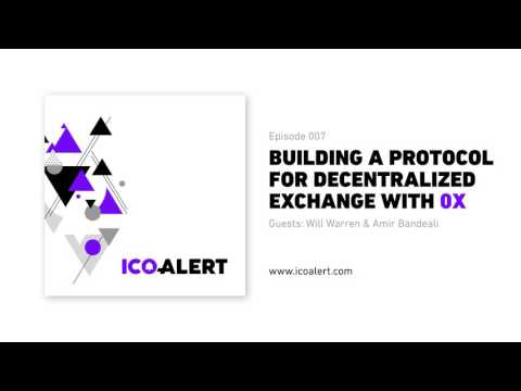 0x — Building a protocol for decentralized exchange with Will Warren and Amir Bandeali.