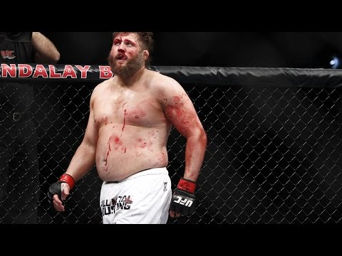 Roy Nelson vs. Alexander Volkov | Promo / Highlights