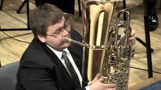 Ralph Vaughan Williams - Tuubakontsert f-moll (I Prelude: Allegro moderato)
