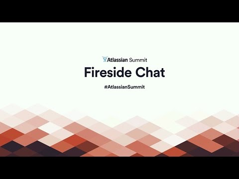 CEO Fireside Chat  -  Atlassian Summit 2016