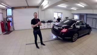 видео Чип тюнинг Mercedes E-класс (W210, W212): увеличение мощности двигателя