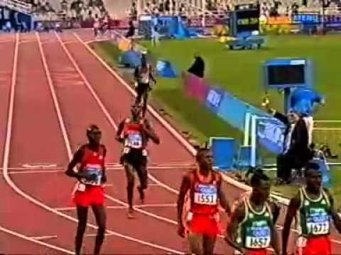 2004 Olympics Men's 10,000 Metres
