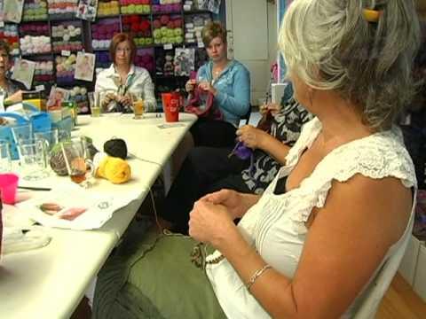 Knitting Club - Shaw TV Port Alberni